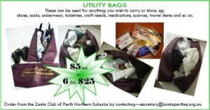 Utility Bag Website Advert July 2010